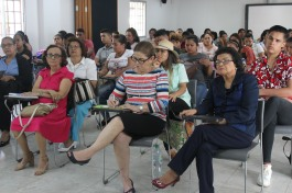Docentes y estudiantes apoyaron actividades , Día del Folkore