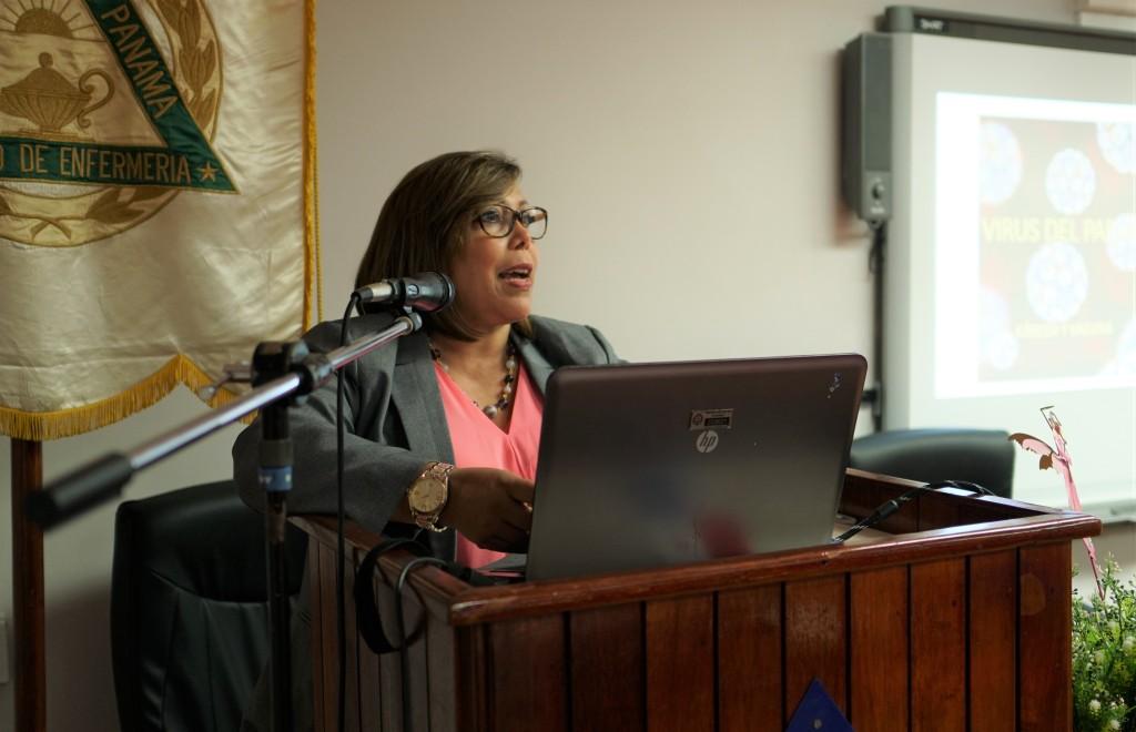 Mayanín Rodríguez es la nueva Vicerrectora de Asuntos Estudiantiles.
